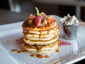 Food & Drink 3 Blur Breakfast