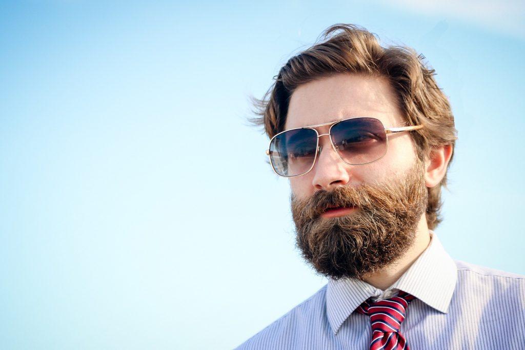 Beard & Sunglasses