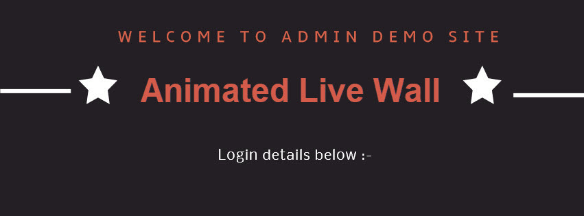 Animated live wall premium