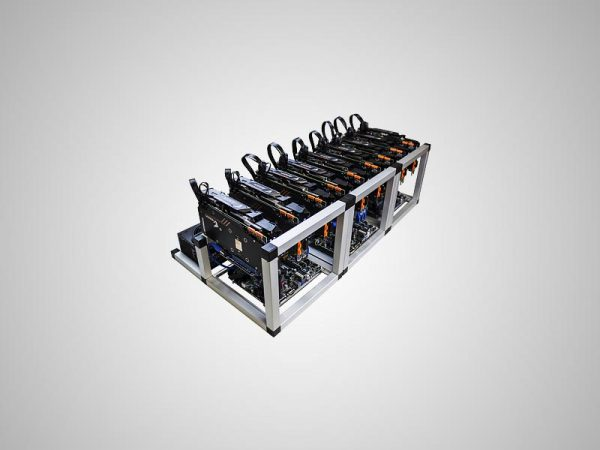 Coindriller Zcash Rig