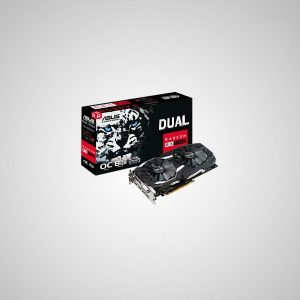 Asus Dual RX580 O8G Mainstream