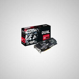 Asus Dual RX580 O8G Mainstream
