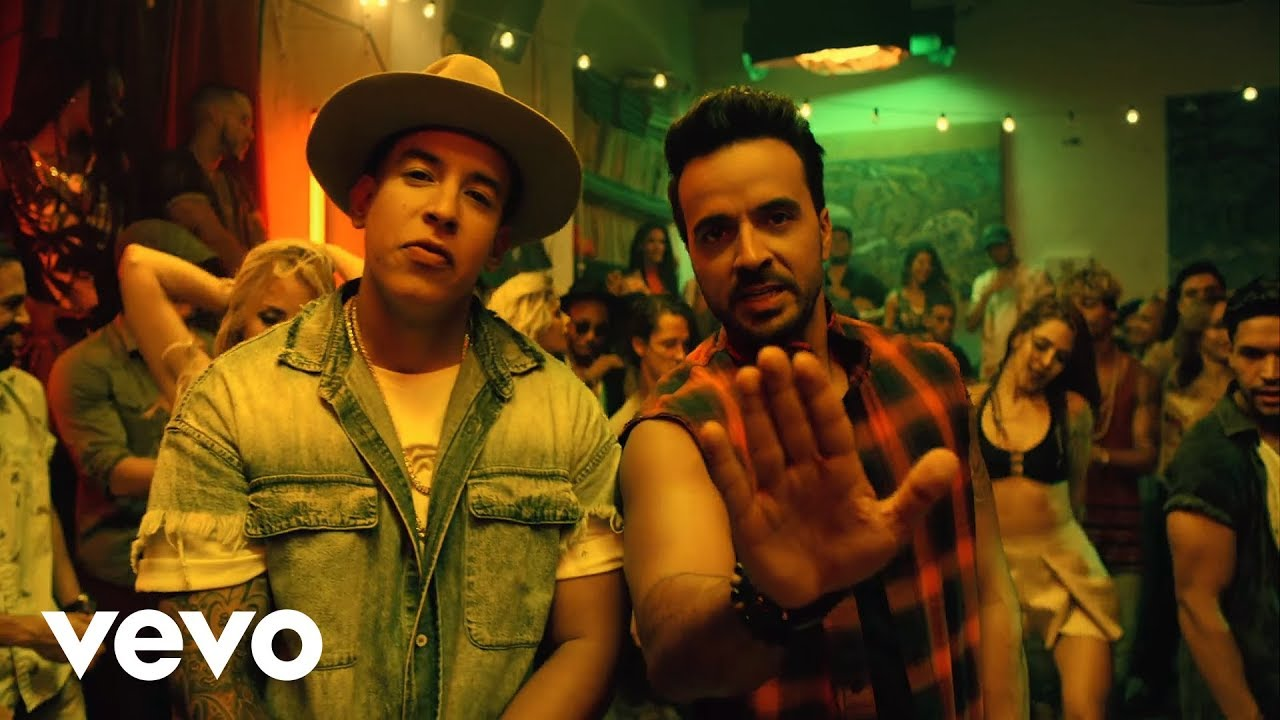 Despacito – Luis Fonsi ft. Daddy Yankee