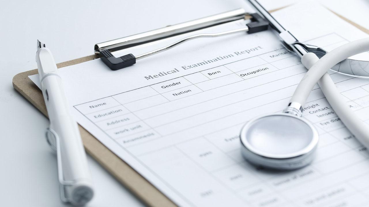 Medihealth Premium WordPress Theme Portfolio - Online Report