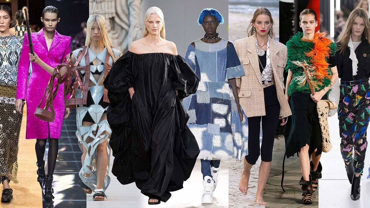 All The Craziest Looks From Paris Couture Fashion Week