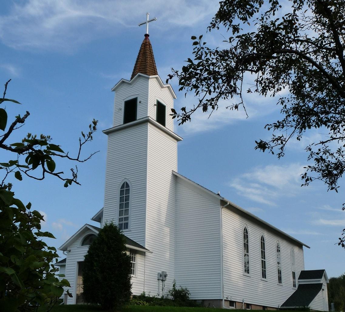 Historic Rural Roman Catholic Church