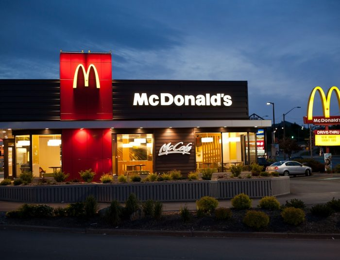 McDonald's stock hits all-time high as promotions boost US second-quarter sales