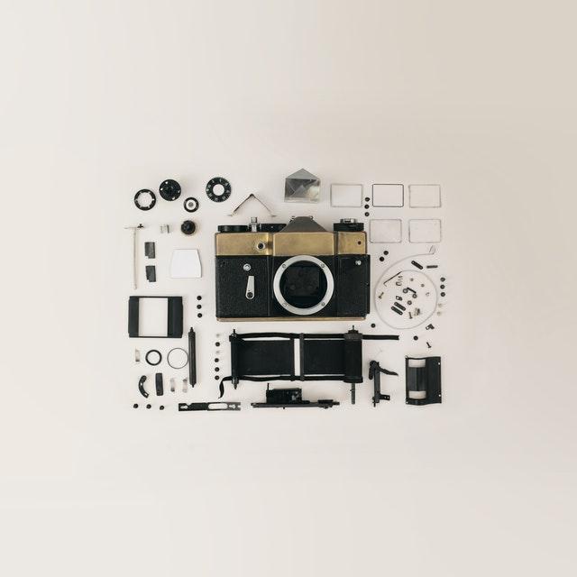 Dslr Camera Flat