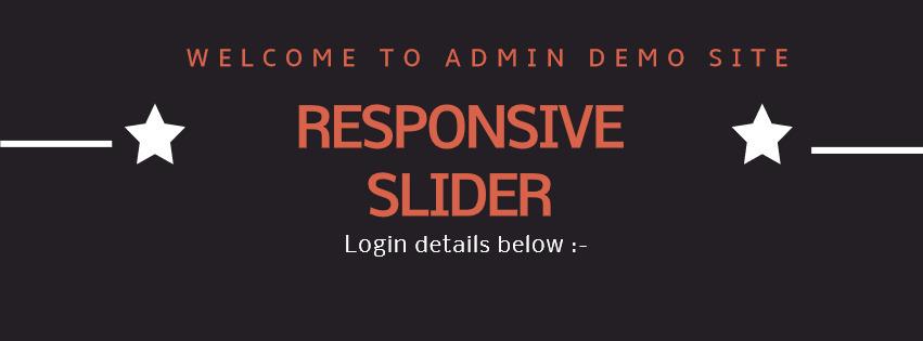 responsive slider