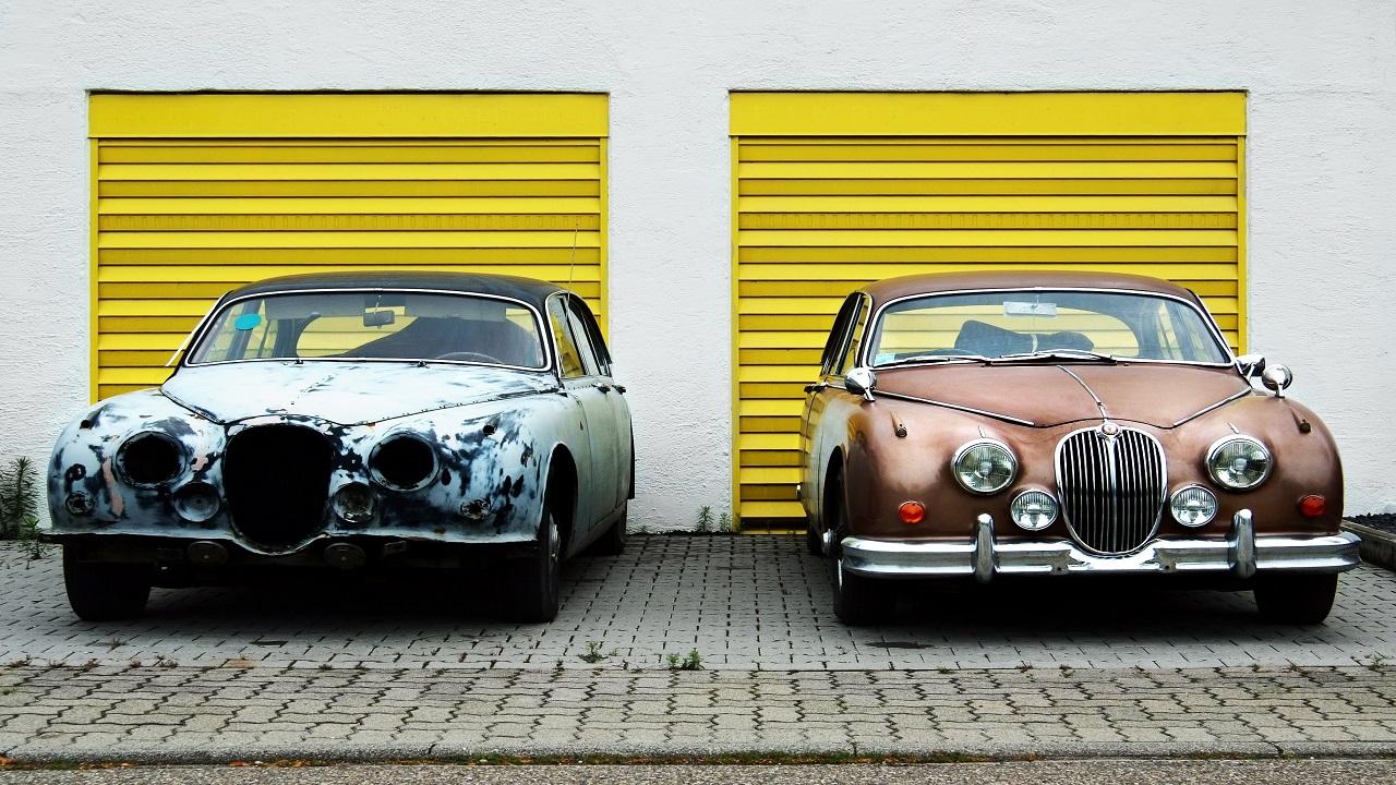 Retro Cars 1942