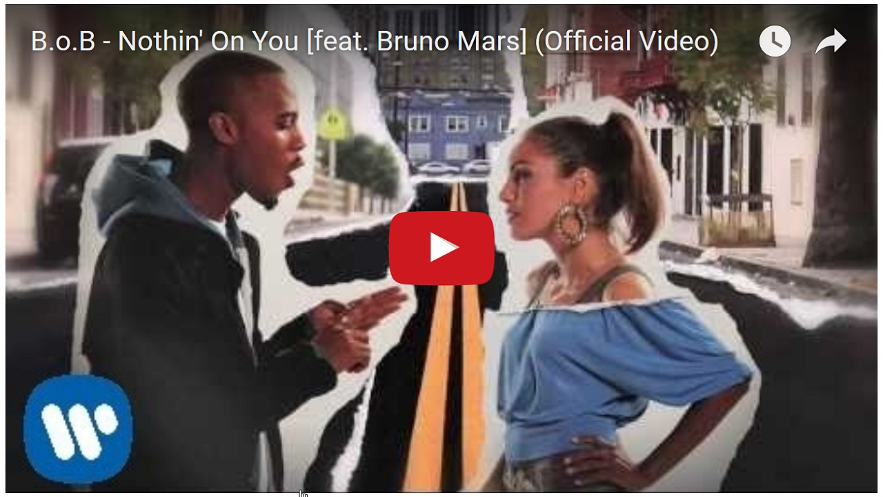 b-o-b-nothin-on-you-feat-bruno-mars-official-video
