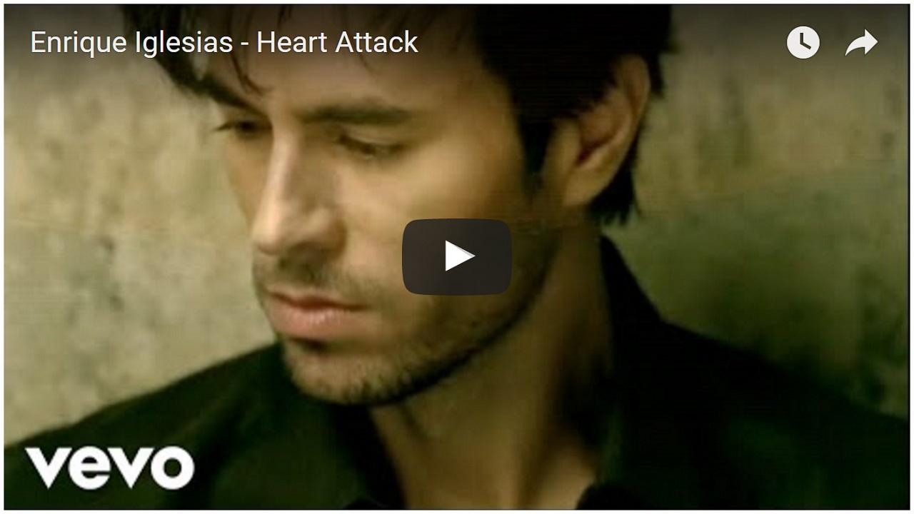 Enrique Iglesias – Heart Attack