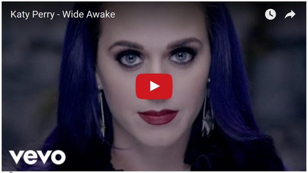 Katy Perry – Wide Awake