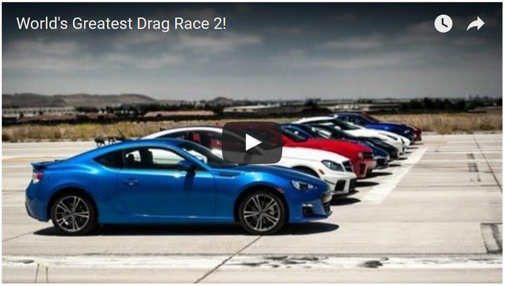 World's Greatest Drag Race 2