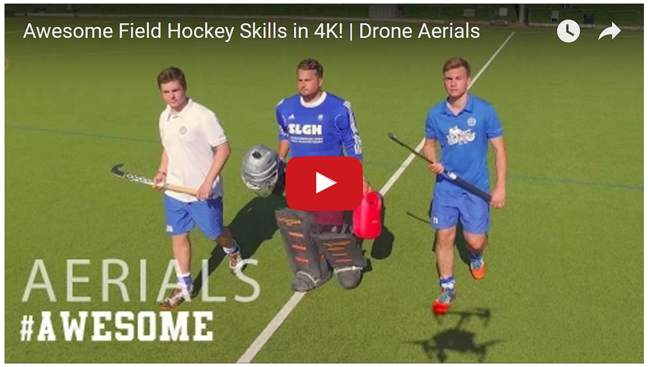 Awesome Field Hockey Skills