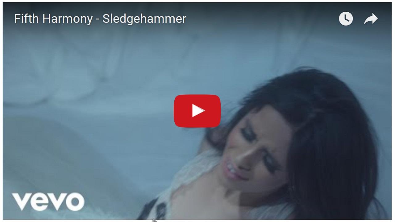 fifth-harmony-sledgehammer