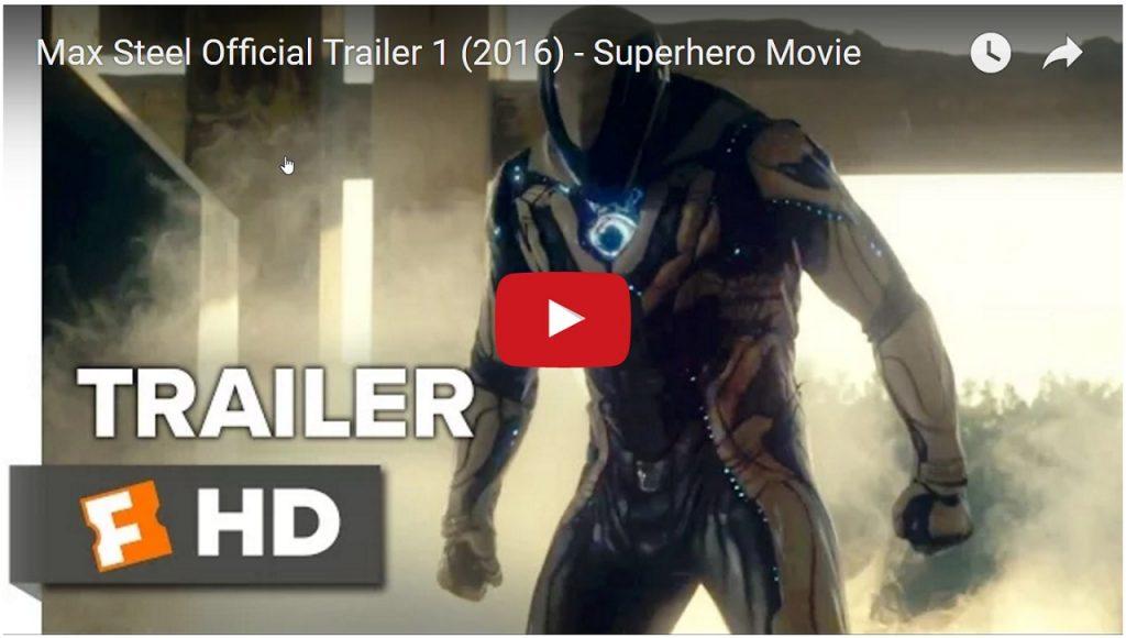 Max Steel Official Trailer 1 (2016) – Superhero Movie