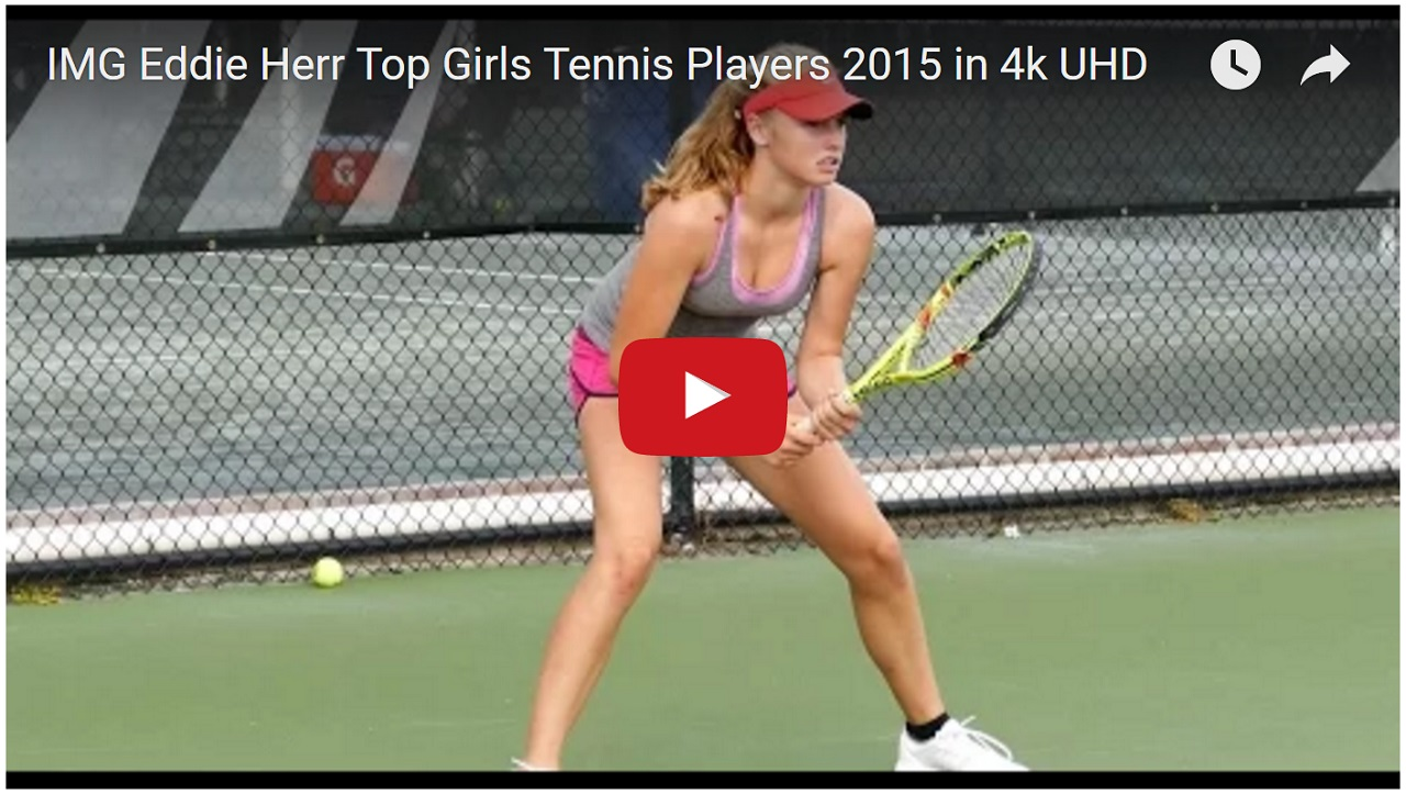 Top Girls Tennis Players 2015