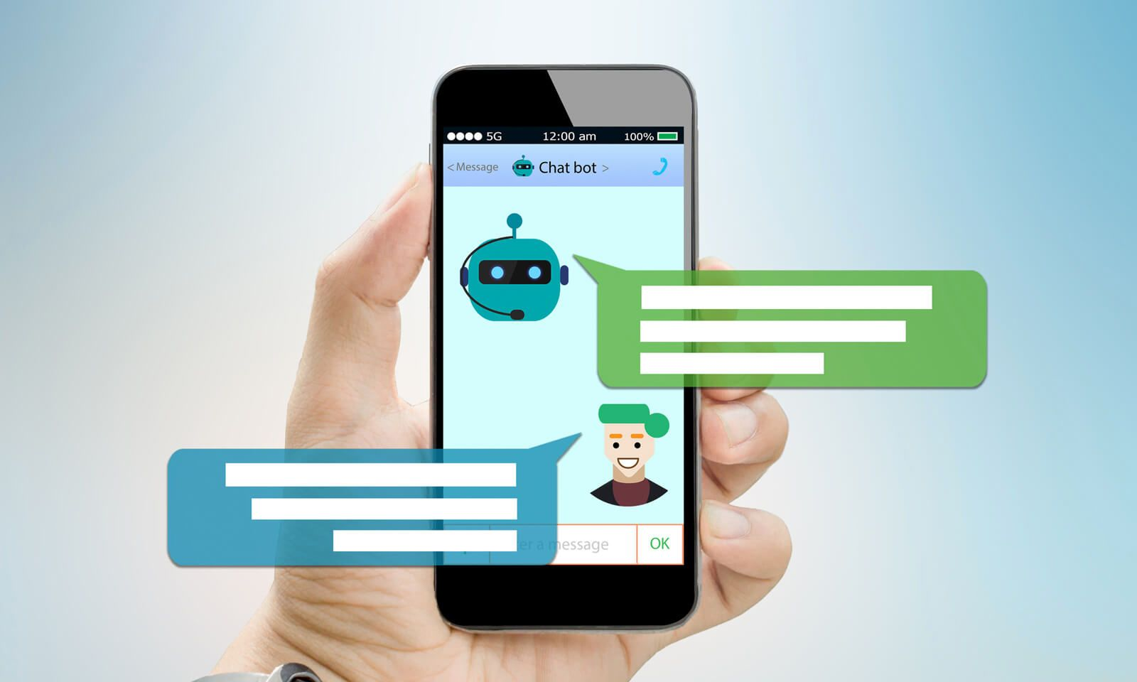 Step Up Your e-Commerce Marketing With Chatbots