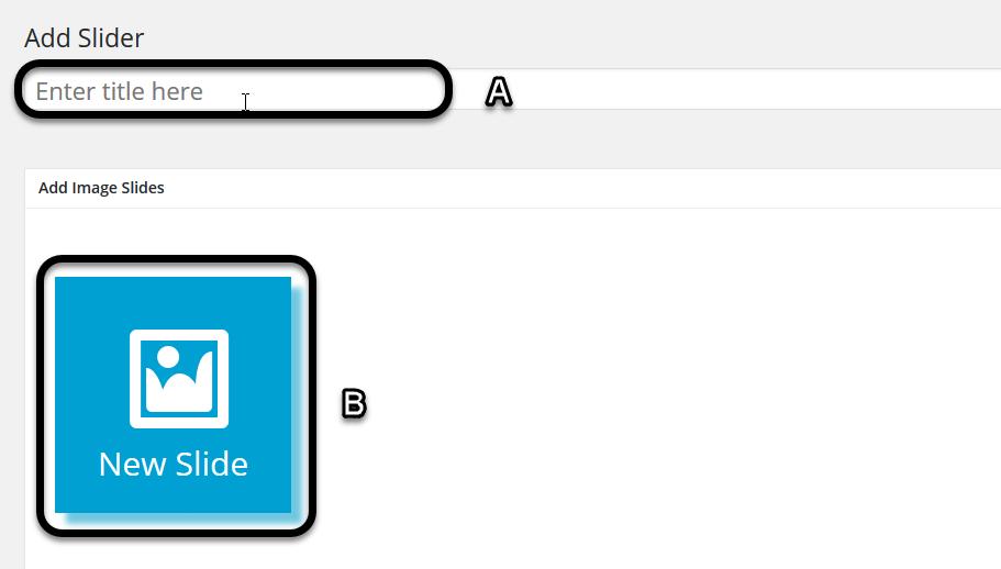 Add Slider (Slider Responsive Gallery)