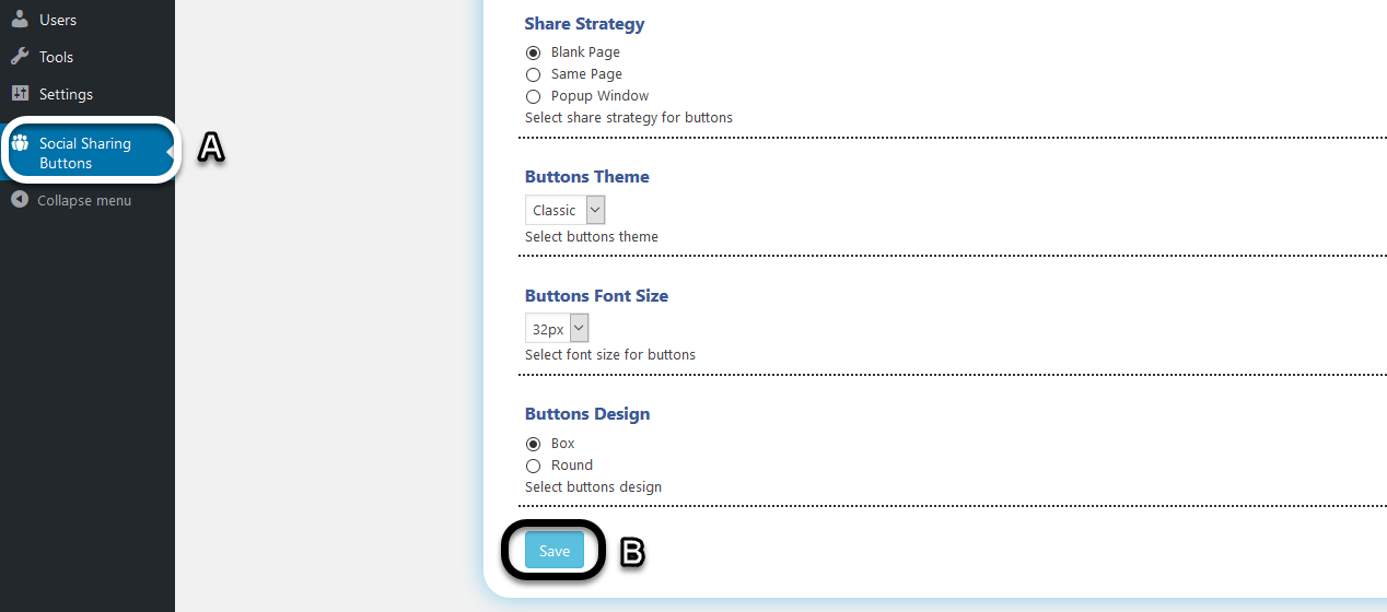 Social-Share-Button-Add-Button