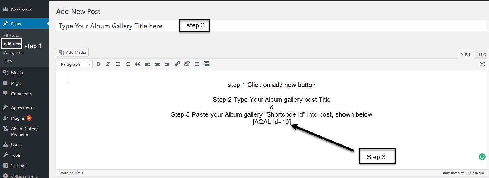 create album gallery premium 13