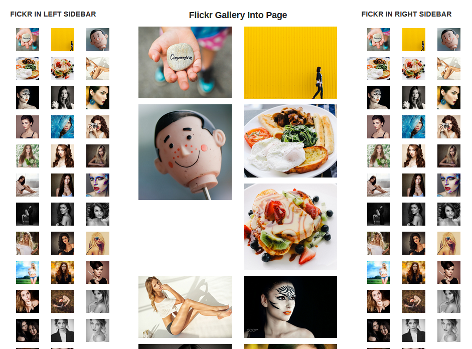 flickr-gallery-into-widget