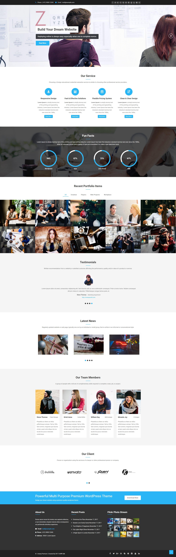 aneeq-premium-wordpress-theme