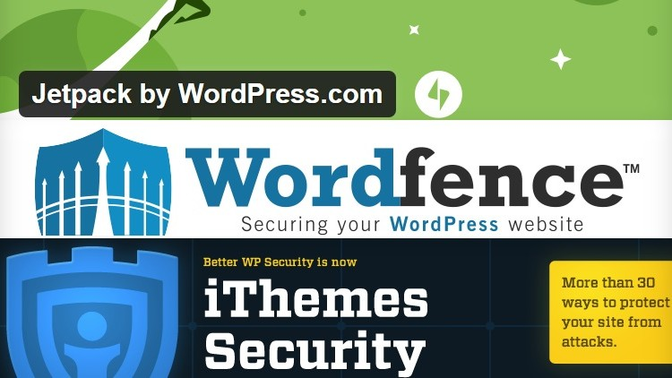 Top 5 WordPress Security Plugins 2015