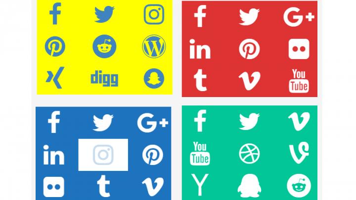 Social Media Widget Premium WordPress Plugin