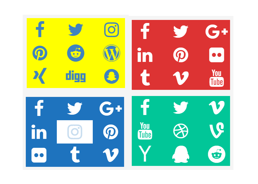 How To Add Social Media Icons In Wordpress