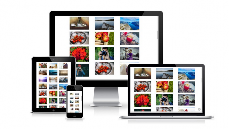 Create Photo Gallery
