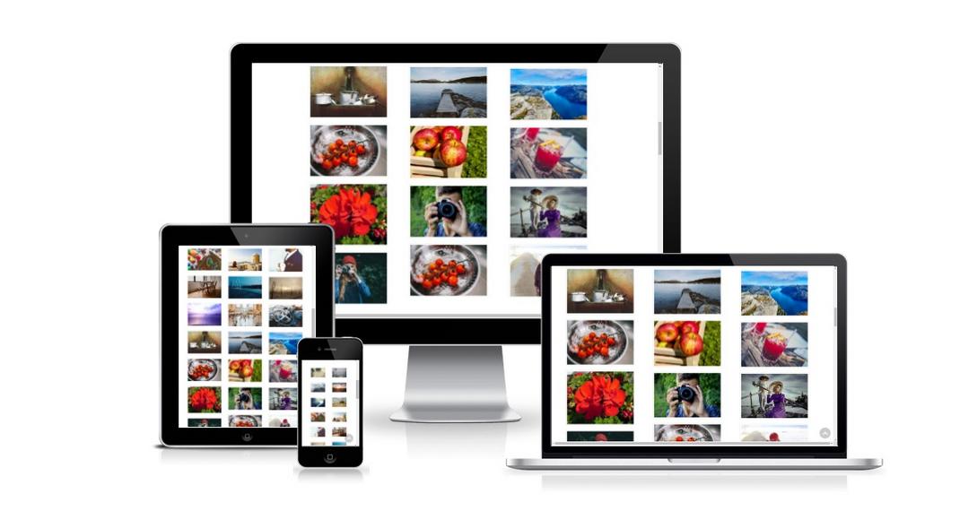 Create Photo Gallery
