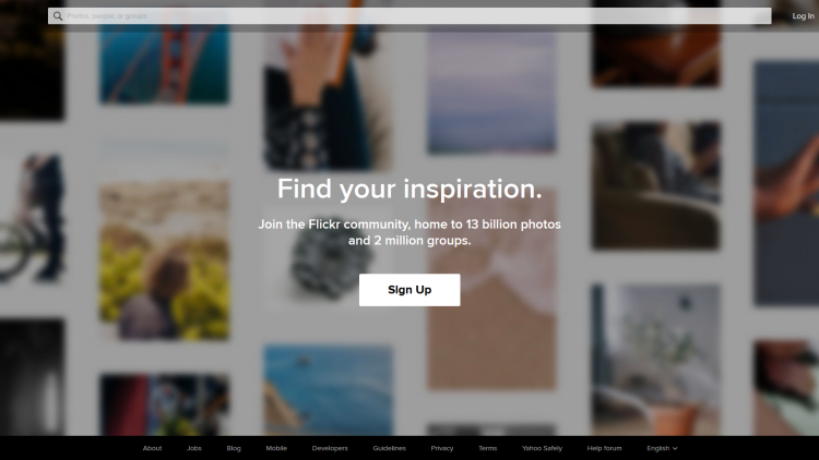 Get Flickr user ID