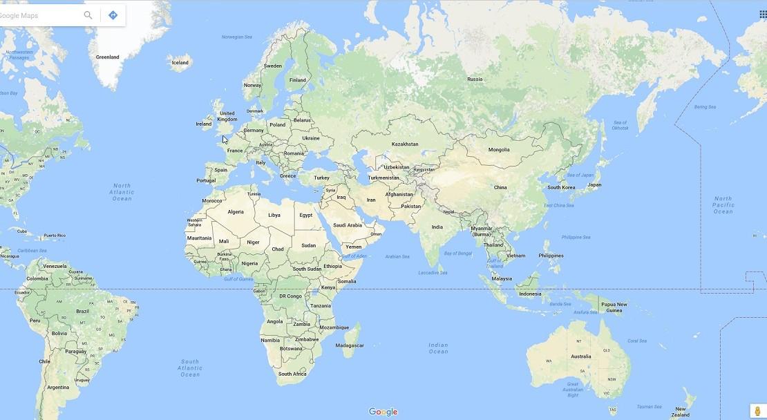 Google Maps URL
