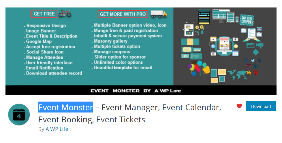 event-monster