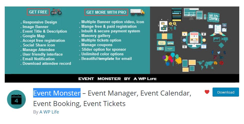 event-monster