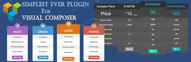 Top 10 Best Wordpress Pricing Table Plugins