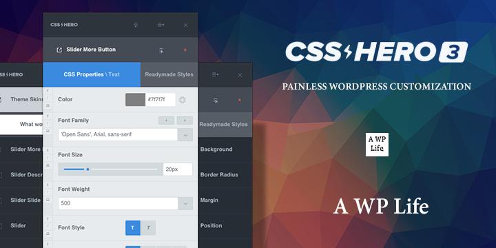 customizing-your-wordpress-website-with-CSS-HERO