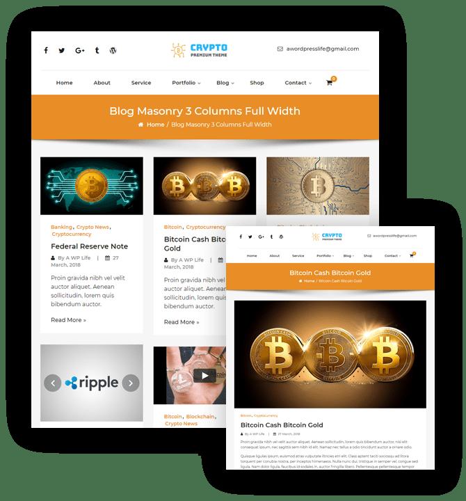 Crypto Premium WordPress Theme For Cryptocurrency – Blog Masonry Detail Image – A WP Life