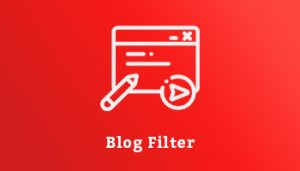 Blog Filter WordPress Plugin