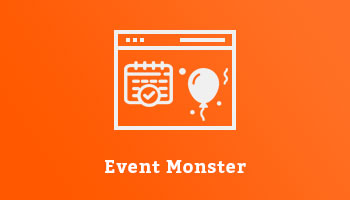 Event Monster WordPress Plugin