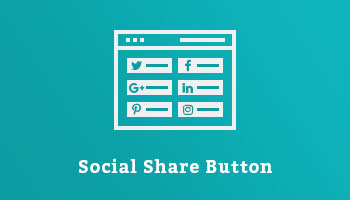 Social Share Buttons WordPress plugin