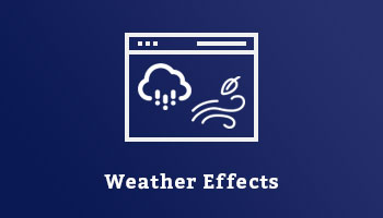 Weather Effect WordPress Plugin