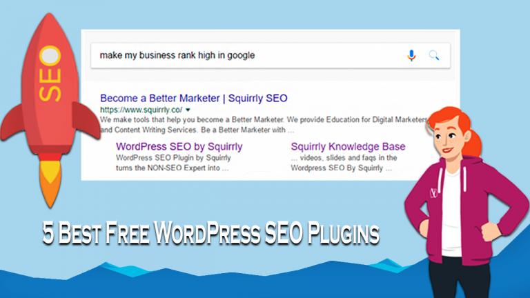 5 Best Free WordPress SEO Plugins