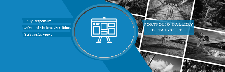 Portfolio Gallery – Responsive Image Gallery Plugin