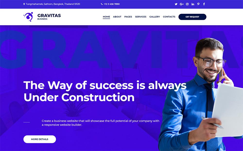 Gravitas-Multipurpose-Business-Moto-CMS3-Template
