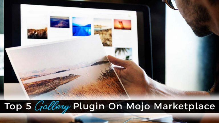 Top 5 Gallery Plugin On Mojo Marketplace