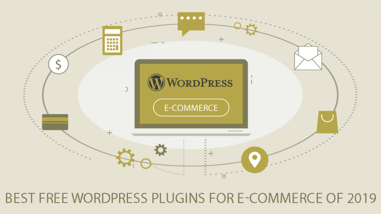 Best Free WordPress Plugins for E-commerce of 2019