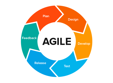 Agile Application Development Model